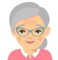 Mme Marie.Thérèse-D 87 ans